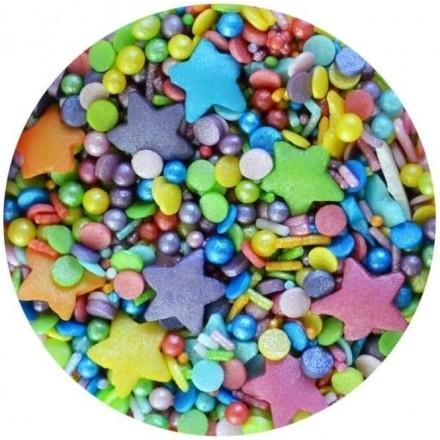 Rainbow Mix 100g