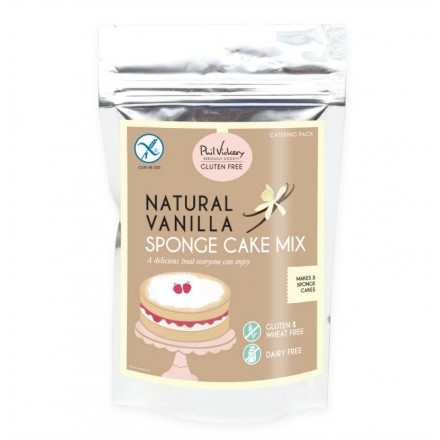 Gluten and Dairy Free Cake Mixes