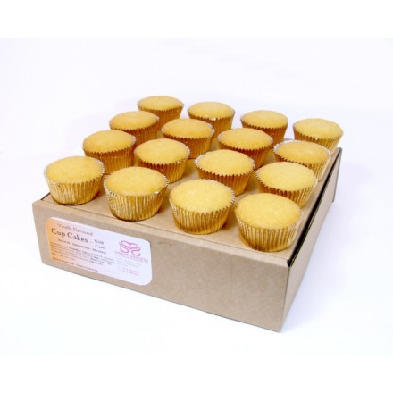 Ready to Decorate Cupcakes - Standard Size