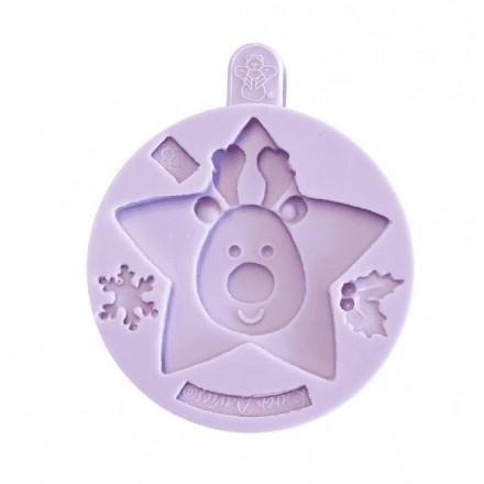 Star Reindeer Cookie Mould