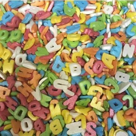 Sugar Letter Sprinkles