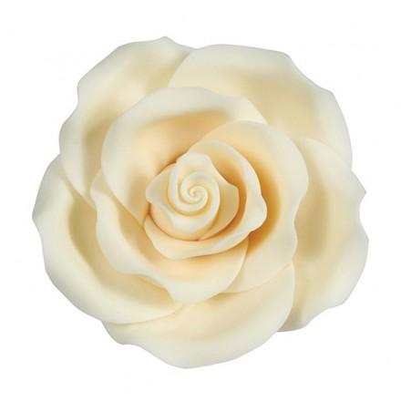 Sugar Soft Roses - Ivory