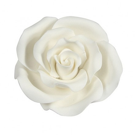 Sugar Soft Roses - White