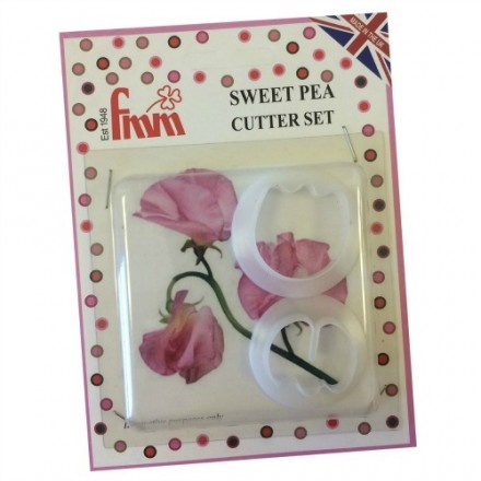 Sweet Pea Cutter (Set of 2)
