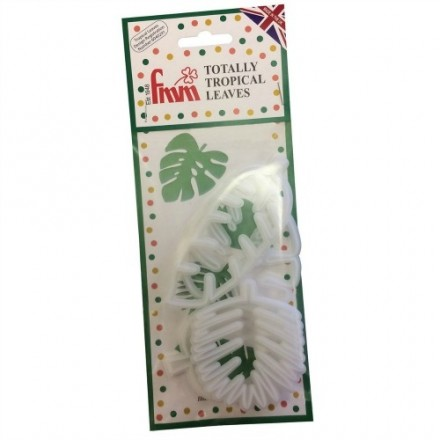 Totally Tropical Leaves Cutter (Set of 4)