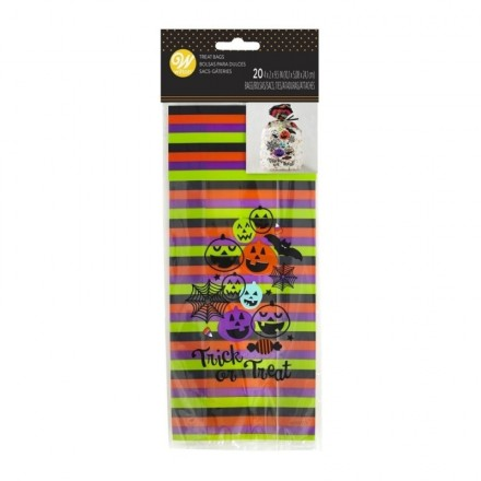 Trick or Treat Bags (Pack of 20)