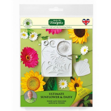 Ultimate Sunflower & Daisy Mould