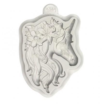 Unicorn Head Mould (Full Size)