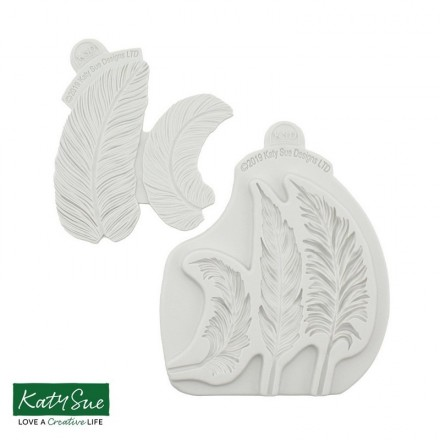Feathers Mould and Veiner