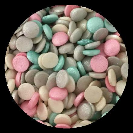 Wedding Mix Confetti Sprinkles 100g