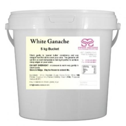White Ganache 5kg