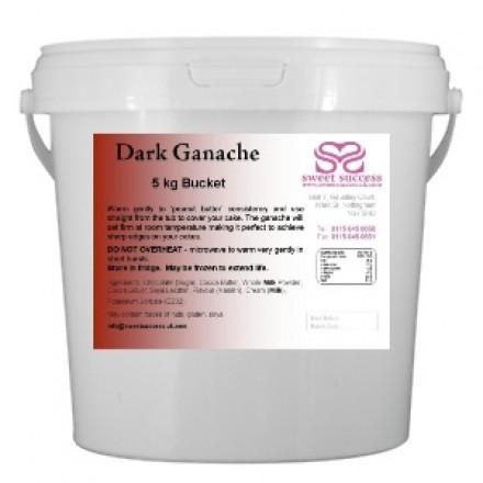 Dark Chocolate Ganache 5kg