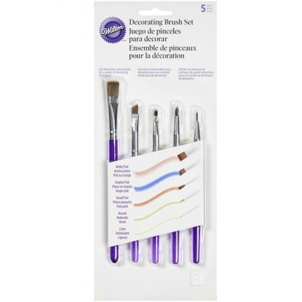 Wilton Brushes Set