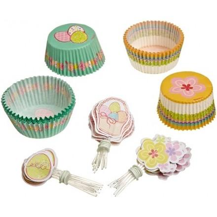 Easter Garden Cupcake Combo Box