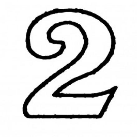 XL Number '2' Cutter
