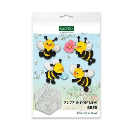 Zuzz and Friends Bee Mould