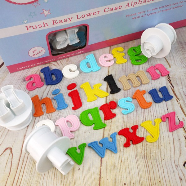 Alphabet Candles For Cakes Uk