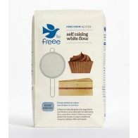 Doves Farm Gluten Free Self Raising Flour - 1kg