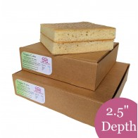Vegan Sponge Cake 8 Inch Square