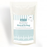 Squires Kitchen Royal Icing Mix 500g White