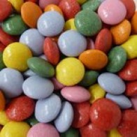 Mini Chocolate Beans 100g