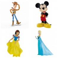 Cake Topper Figurines