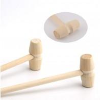 Mini Wooden Hammer