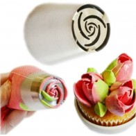 Nifty Nozzles for Flowers and Ruffles