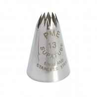 PME Supatube Star Nozzles