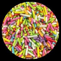 Sugar Strands and Vermicelli