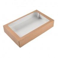 Kraft Traybake Box - Single