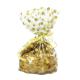 Gold Polka Dot Bags