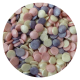 Ice Pink Confetti Sprinkles 100g