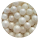 IVORY/PEARL DRAGEES 10MM