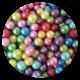 Rainbow Glimmer Pearls 100g