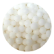 WHITE PEARL DRAGEES 6MM