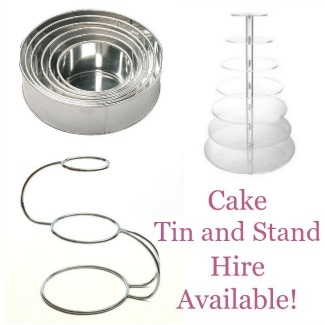 Stand Tin Hire
