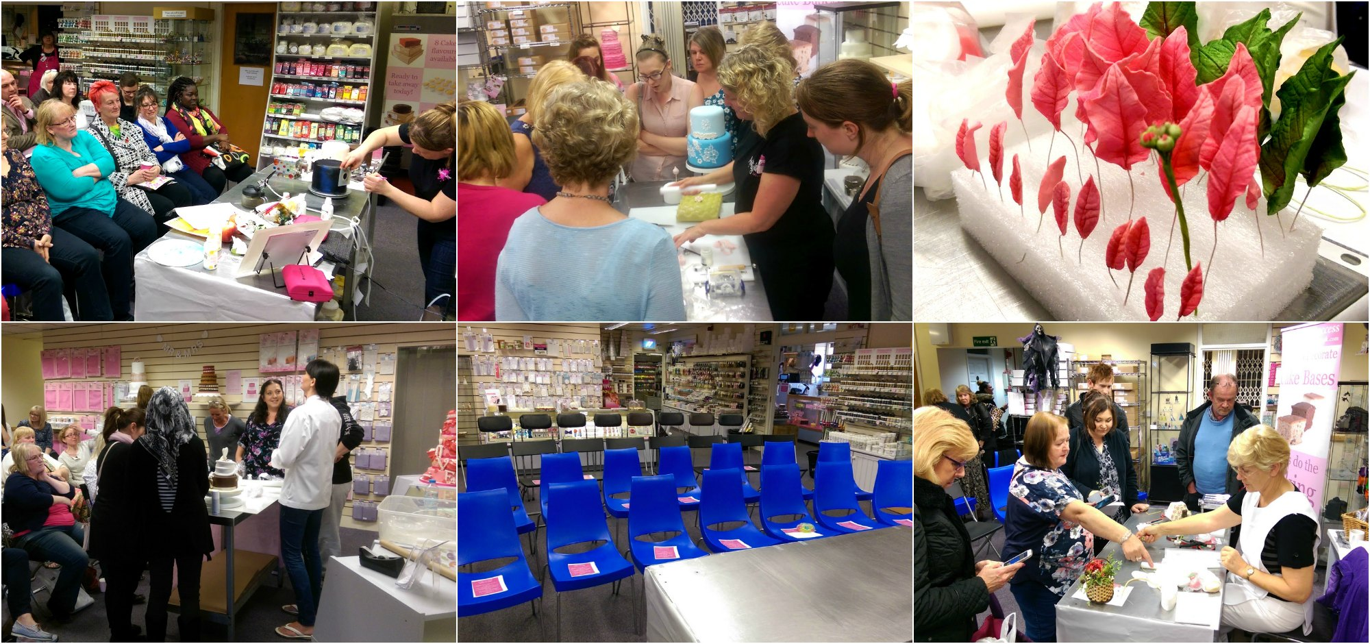 Shop Demo Evenings